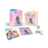 Taylor Swift Lover (Deluxe CD Boxset)<数量限定盤> CD|tower