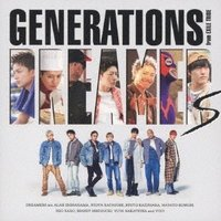 GENERATIONS from EXILE TRIBE DREAMERS [CD+DVD] 12cmCD Single|tower