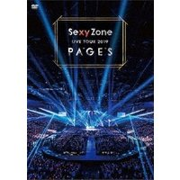 Sexy Zone Sexy Zone LIVE TOUR 2019 PAGES<通常盤> DVD|tower