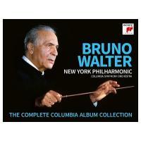 ブルーノ・ワルター ブルーノ・ワルター ザ・コンプリート・コロンビア・アルバム・コレクション<完全生産限定盤> CD