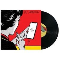 DJ Shadow Our Pathetic Age LP