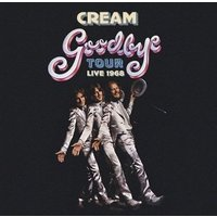 Cream Goodbye Tour - Live 1968 [4CD+豪華ブックレット]<完全生産限定盤> CD