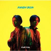 KinKi Kids KANZAI BOYA [CD+...