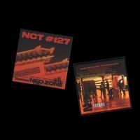 NCT 127 NCT #127 Neo Zone: 2nd Album (KiT Version) [Kit Album] Accessories
