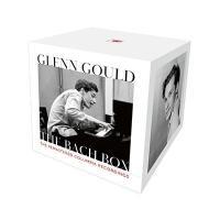 グレン・グールド ザ・バッハ・ボックス~リマスタード・コロンビア・レコーディングズ<完全生産限定盤> CD
