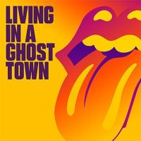 The Rolling Stones Living In A Ghost Town<Orange Vinyl> 10inch Single