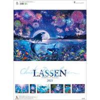 Christian Lassen クリスチャン・リース・ラッセン カレンダー 2021 Calendar