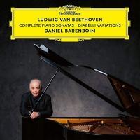 ダニエル・バレンボイム ベートーヴェン: ピアノ・ソナタ全集/ディアベッリ変奏曲<限定盤> CD