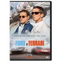 フォードvsフェラーリ DVD