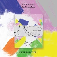 SEVENTEEN Your Choice [CD+Photo Book+Lyric Book]<OTHER SIDE Ver.> CD ※特典あり