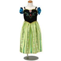 4月25日公開の「アナと雪の女王/エルサのサプライズ」でアナがエルサの戴冠式で着ているドレスをイメー...