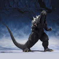 圧倒的造形美と卓越した可動域を誇る怪獣アクションフィギュアシリーズ S.H.MonsterArtsよ...