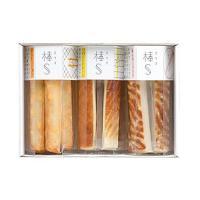 本体価格:2,145円 内容量:元祖スティックチーズ、富山湾白えび、クリーミー揚げチーズ×各1 賞味...