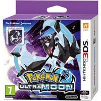【取り寄せ】Pokemon Ultra Moon ポケットモンスター ウルトラムーン 限定スチールケース UK 輸入版(欧州版)