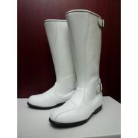 トーヨコ  ビンテージブーツ  ホワイト 27.5cm
