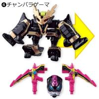 ■商品名:装動 仮面ライダーエグゼイド STAGE3  「装動」第3弾は、レベル3のステージへ!5人...