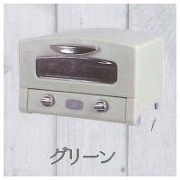 アラジン ミニチュアフィギュア Vol.2 [1.グラファイトトースター:グリーン]【 ネコポス不可 】【C】