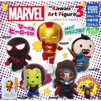 マーベル Kawaii Art Figure 全5種セット ・2020年6月予約