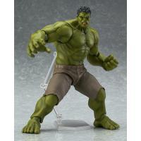 映画『アベンジャーズ』より天才物理学者ロバート・ブルース・バナーが変身する緑色の肌を持つ怪力の巨人「...
