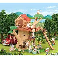 子どもたちの遊び場として作られたツリーハウスです。別売りの「おとまりファミリーコテージ」のエントラス...