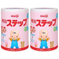 「明治ステップ」は、1歳から3歳までの日本人の食事摂取基準(2010年版)における、鉄・カルシウムの...