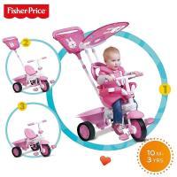 お子様の成長に合わせて3段階に変形する便利でおしゃれな三輪車です。お散歩がもっと楽しくなります!押し...