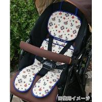 ベビーカ―用やチャイルドシート用ひんやりシートです。赤ちゃんがベビーカーで快適に過ごせるための必須ア...
