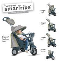 お子様の成長に合わせて5段階に変形する便利でおしゃれな三輪車です。お散歩がもっと楽しくなります!※実...