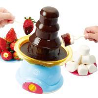 おうちで楽しくワイワイとチョコレートファンテンパーティーが楽しめるよ!とろけ〜るチョコをたっぷり入れ...