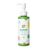 ALOBABYは、純国産のベビー用オーガニックスキンケアブランドです。ALO Babyミルクローショ...