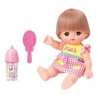 はじめてお世話人形で遊ぶお子様にぴったりのメルちゃんです。メルちゃんはお子様がだっこするのにちょうど...