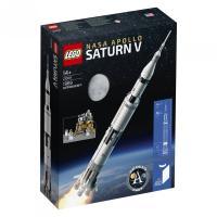 レゴ アイデア 21309 レゴ(R)NASA アポロ計画 サターンV【送料無料】