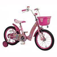 女の子に大人気プリキュアシリーズ新作HUGっと!プリキュア自転車が登場!フレームは女の子らしいアーチ...