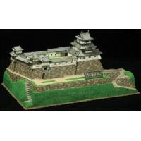 日本の名城 ジョイジョイコレクション 和歌山城 プラモデル 童友社