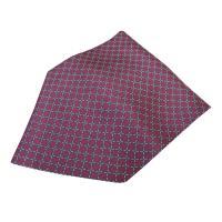 ★アスコットタイ。素材は絹100%。日本製。定価8,800円。さすがの高級感です。きっとお気に入りに...