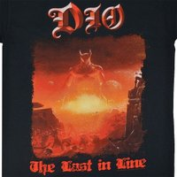 DIO The Last In Line Tシャツ