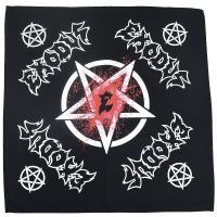 EXODUS Pentagram Logo バンダナ