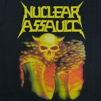 NUCLEAR ASSAULT Survive Tシャツ