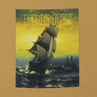 PRIMUS Sailing The Seas Of Cheese Tシャツ