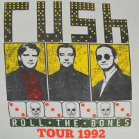 RUSH Roll The Bones Tシャツ