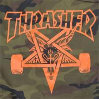 THRASHER Skate Goat コーチジャケット