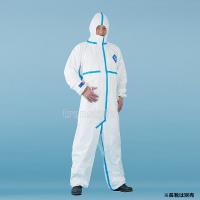 タイベックソフトウェア3型 防護服/保護服(アゼアス) アメリカをはじめ、ヨーロッパでも基準値をしっ...