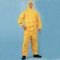 タイベック タイケムC 化学防護服/保護服(アゼアス) バイオハザードと化学物質双方に対応。 ほとん...