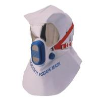 ガーディーマスクBタイプ 火災発生時に発生する煙、有毒ガスから身を守るフルフェイスタイプ防煙マスクで...