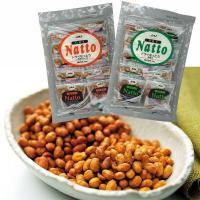 ■品名:ドライ納豆(一味唐がらし味/梅味) ■原材料名:[一味唐がらし味] 納豆・植物油脂・砂糖・塩...