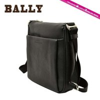 バリー BALLY バッグ ショルダーバッグ 6178854 MUSTON-SM/100 BLACK...