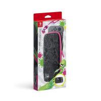 「Nintendo Switch」本体用のキャリングケースと、液晶画面をキズや汚れから守る保護シート...