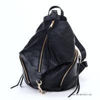 【レベッカミンコフ バッグ】 型番:HF34IBLB01 素材:天然皮革/裏地:ナイロン カラー:B...