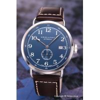 【ハミルトン 腕時計】 サイズ:メンズ ケースサイズ:直径40mm×厚さ9.5mm バンド素材(カラ...