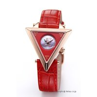【アライブ アスレティックス 腕時計】 サイズ:レディース ケースサイズ:縦33mm×横33mm×厚...